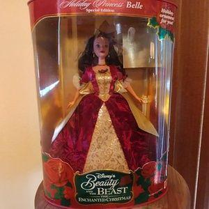 Disney's holiday princess Belle
